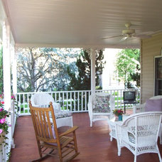 Traditional Porch by SRD Remodeling Co. LLC