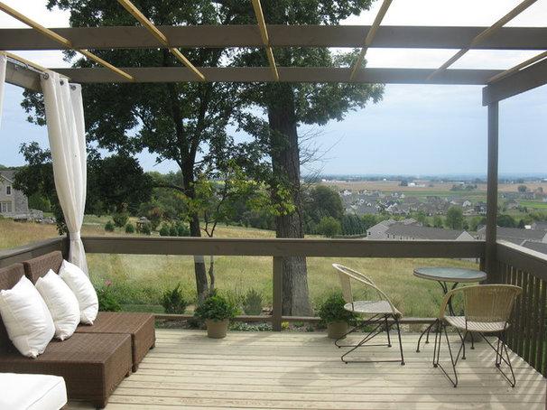 Contemporary Porch by Classic Interior & Exterior Design