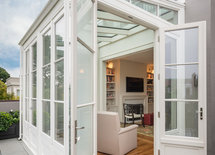 Who makes these french doors? Model?