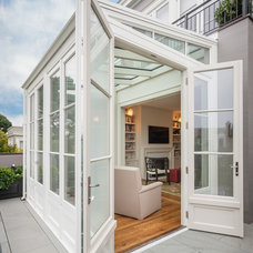 Traditional Porch by Sutro Architects