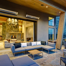 contemporary porch by Jon Eady Photographer