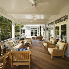 traditional porch by Clifford M. Scholz Architects Inc.