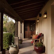 Mediterranean Porch by Modern Group