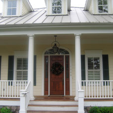 Traditional Porch by Sears Architects
