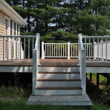 Traditional Porch by Kehoe Kustom, LLC