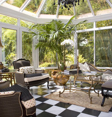 eclectic porch by Get Back JoJo
