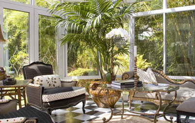 Go for a Greenhouse Effect With an Exotic Conservatory