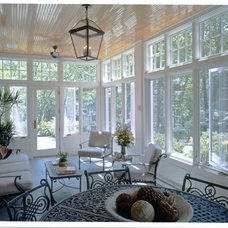 Traditional Porch by Peter A. Cole, Architect