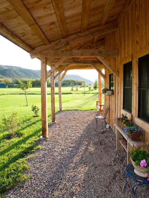 barn porch photos - Barn Design Ideas