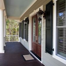 Traditional Porch by Artistic Design and Construction, Inc