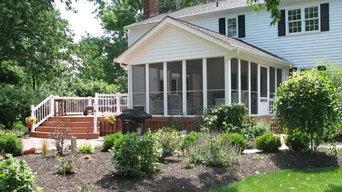 Complete Backyard Remodel....Screen Room....Deck....Patio...Lighting...Landscape