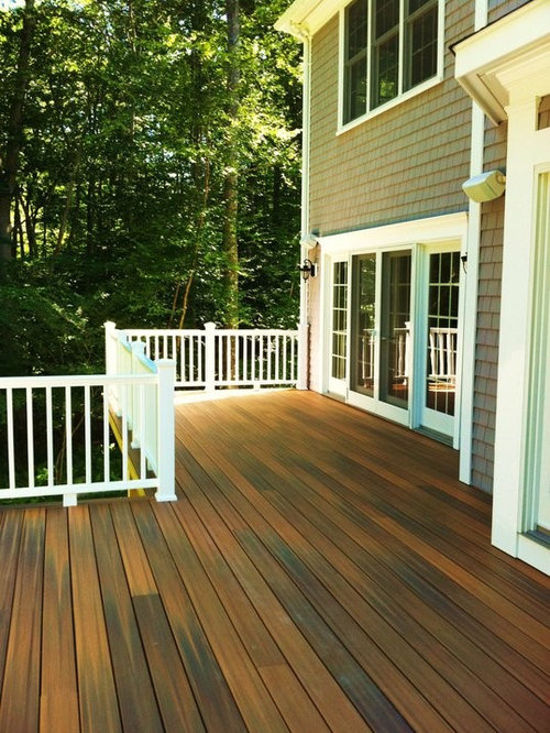 Composite Deck Home Design Ideas Pictures Remodel And Decor