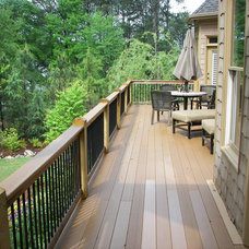 Traditional Porch by Legacy Landscapes, Inc.
