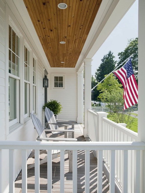 Farmers porch home design ideas pictures remodel and decor for Farmers porch