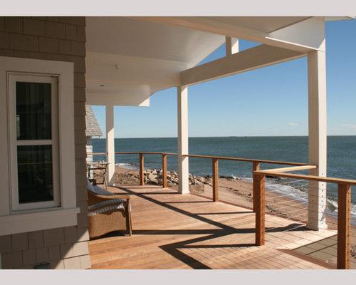 Connecticut beach house design award winner ct cottages for Beach house design awards