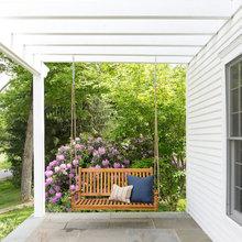 Backup porch swings
