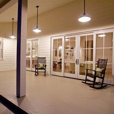 Farmhouse Porch by KCS, Inc.