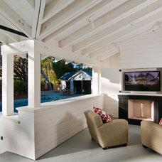 Contemporary Porch Contemporary Porch