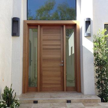 Contemporary Tropical Design - Corona del Mar, CA
