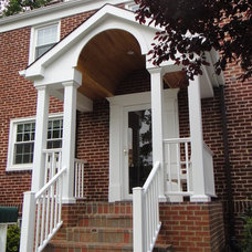 Traditional Porch by Cook Bros Design Build Remodeling
