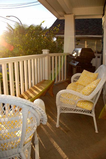 Porch by Heather Merenda