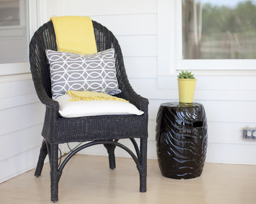 Painting Outdoor Furniture  Houzz