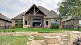 Couto Custom Homes - Granbury, TX - Custom Home - Cox Residence