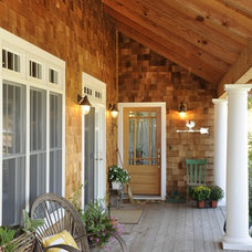 Rustic Entry by JG Development, Inc.