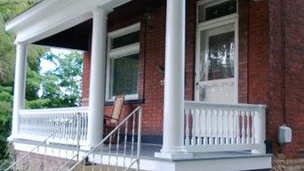 Covington, KY Porch Restoration