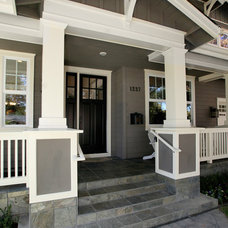 Craftsman Porch by Bothwell Builders