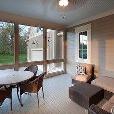 Craftsman Porch by Andrew Melaragno