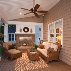 Craftsman Porch by Colonial Homecrafters, Ltd.