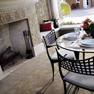 Inspiration for a porch remodel in Other