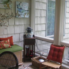 Traditional Porch by STS Design Concepts