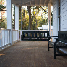Traditional Porch by eric marcus studio