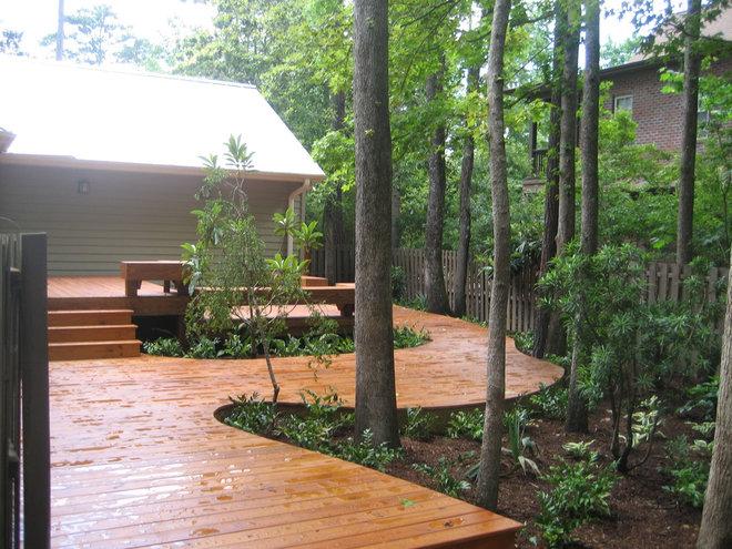 Asian Porch by TC Williams, LLC