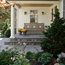 Traditional Porch by David Sharff Architect, P.C.