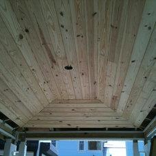 Contemporary Porch by AV Carpentry Solutions