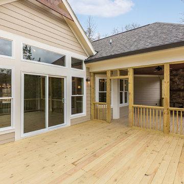 Custom Home Build Montlake Mountain-Harris