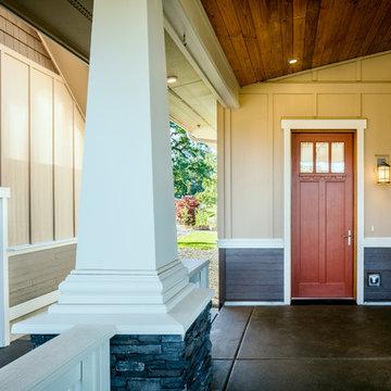 Custom Passive House - 70% Energy Savings