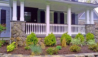 Custom Porch Railing in Weston, MA