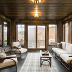 Balsam Mountain Rustic Elegance Rustic Porch Other