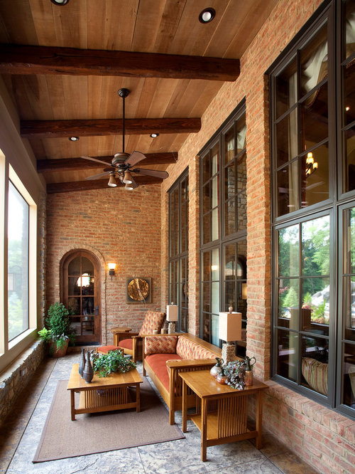 Enclosed Patio Houzz