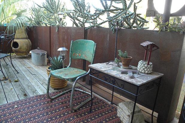 Industrial Porch by Sarah Greenman