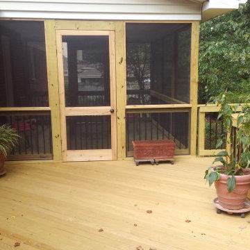 Deck and Porch Update in Gardendale, AL