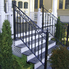 Deck And Stairs Railings