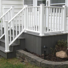 Traditional Porch by Northtowns Remodeling Corp.