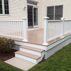 Traditional Porch by Powers Home Building & Design Inc.