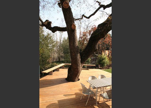 Modern Porch by Sagan / Piechota Architecture