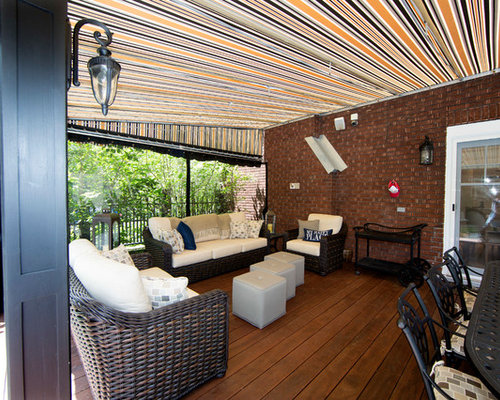 best 70 modern back porch with an awning ideas remodeling
